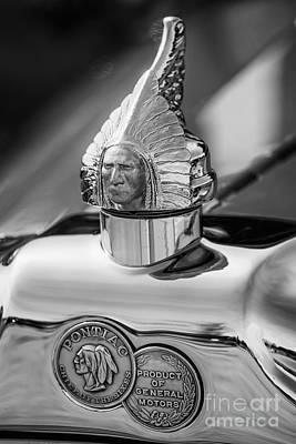 Photograph - Pontiac Monotone by Dennis Hedberg
