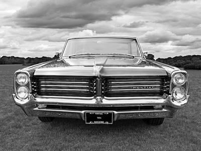 Photograph - Pontiac Parisienne 1964 by Gill Billington