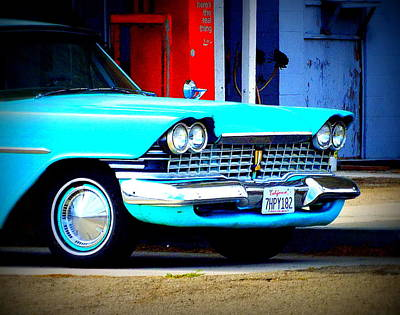 Photograph - Pontiac Smile by Kimberly-Ann Talbert