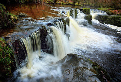 Photograph - Pontneddfechan 1 by Phil Fitzsimmons