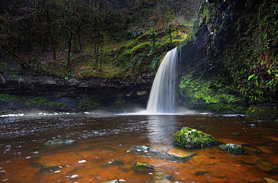Photograph - Pontneddfechan 3 by Phil Fitzsimmons