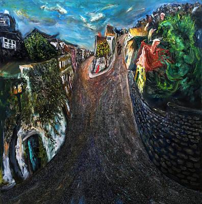Painting - Pontoise by Antonio Ortiz
