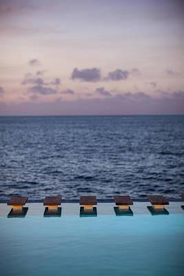 Photograph - Pool In Havana by Al Hurley