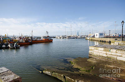 Dorset Photograph - Poole Harbour by Nichola Denny