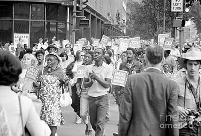 Photograph - Poor Peoples March, 1968 by Granger