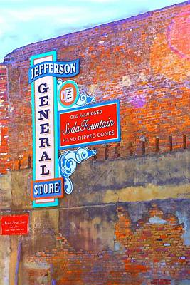 Photograph - Pop Art General Store by Ellen Barron O'Reilly