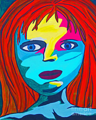 Pop Not Painting - Imperfect by Laressa Herrell
