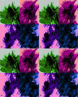 Digital Art - Pop Art Style 1210.092912abf by Kris Haas