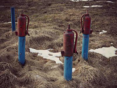 Photograph - Pop Tops by Cyryn Fyrcyd