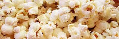 Popcorn 2 Art Print by Martin Cline