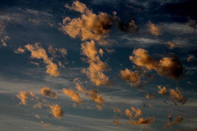 Photograph - Popcorn Sunset by Cathie Douglas