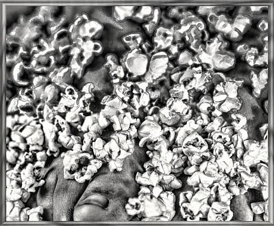 Photograph - Popcorn Toes by Kellice Swaggerty