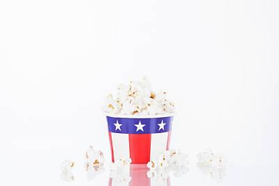 Photograph - Popcorn by Yvette Van Teeffelen