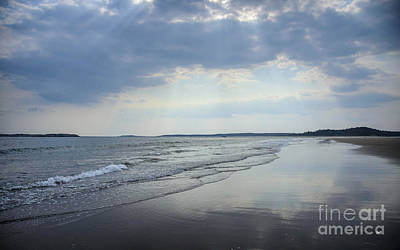 Photograph - Popham Beach by Alana Ranney