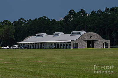 Photograph - Poplar Grove State Of The Art Equestrian Center by Dale Powell