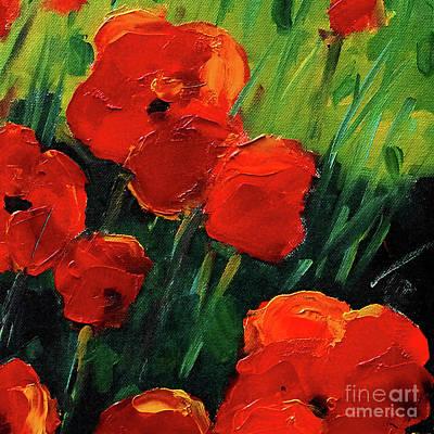 Poppies 4 Original
