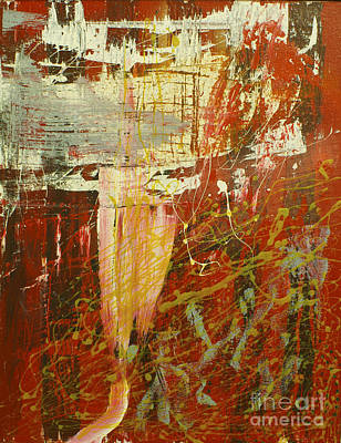 Painting - Poppy by Christina Knapp