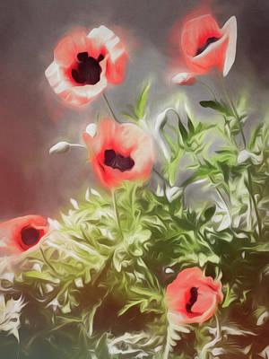 Photograph - Poppy Fresh by Leslie Montgomery