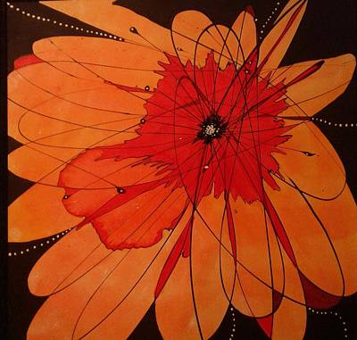 Painting - Poppy by Pat Purdy