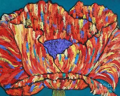 Painting - Poppy2 by Melinda Etzold
