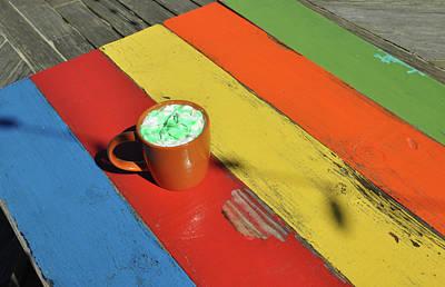 Photograph - Pop's Irish Coffee by JAMART Photography