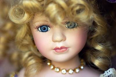 Photograph - Porcelain Doll by Joseph Skompski