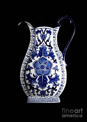 Porcelain1 Art Print by Jose Luis Reyes