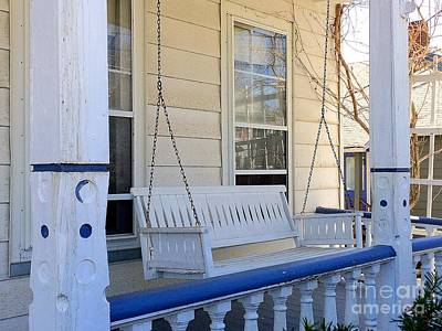 Photograph - Porch by Vicki Lynn Sodora