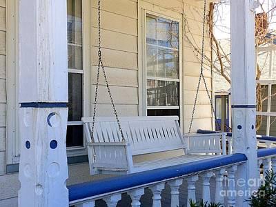 Photograph - Porch by Vicki Lynn Sodora