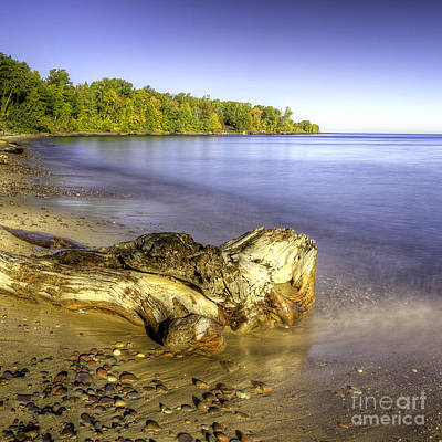 Porcupine Mountains State Park Print by Twenty Two North Photography