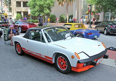 Photograph - Porsche 2 by Joseph C Hinson Photography