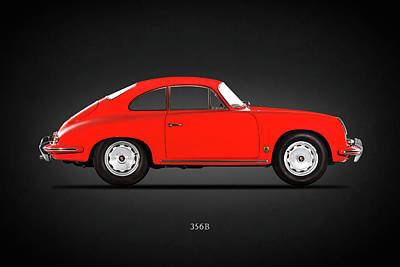 Classic Porsche 356 Photograph - Porsche 356 B 1961 by Mark Rogan