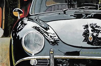 Porsche 356 Original by Vagelis Karathanasis