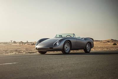 Photograph - Porsche 356 Zagato by George Williams