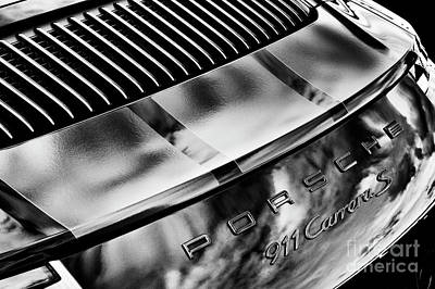 Photograph - Porsche 911 Carrera S by Tim Gainey