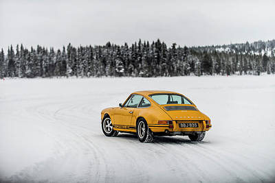 Photograph - Porsche 911 by George Williams