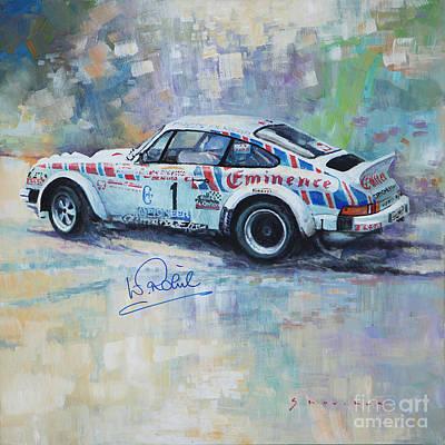 Porsche 911 Sc  Rallye Sanremo 1981 Original