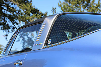 Photograph - Porsche 911 Targa by Steve Natale