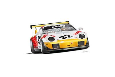 Porsche 911 Turbo Custom Original