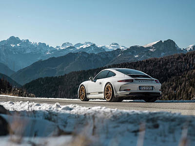 Photograph - Porsche 911r by George Williams