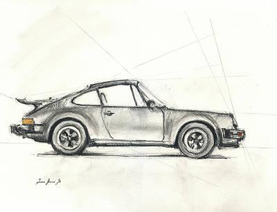 Porsche 930 Turbo Original