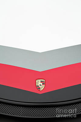 Photograph - Porsche Abstract by Tim Gainey