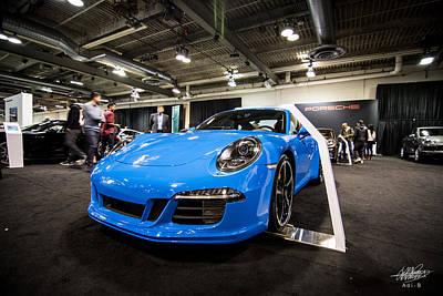 Photograph - Porsche by Adnan Bhatti