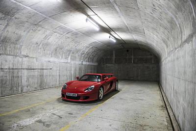Porsche Carrera Gt Art Print
