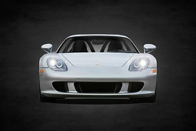 Wall Art - Photograph - Porsche Carrera Gt by Mark Rogan