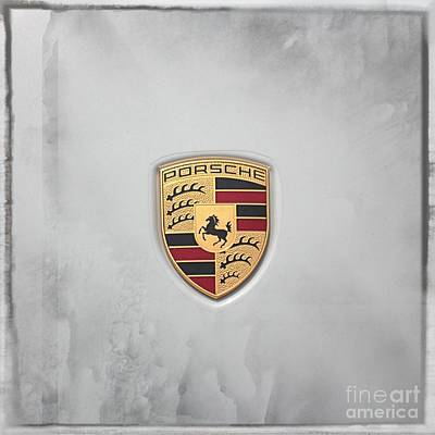 Photograph - Porsche by Ella Kaye Dickey