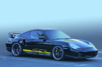 Photograph - Porsche G T 2 by Bill Dutting