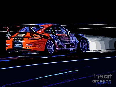 Photograph - Porsche Gt by Tom Griffithe