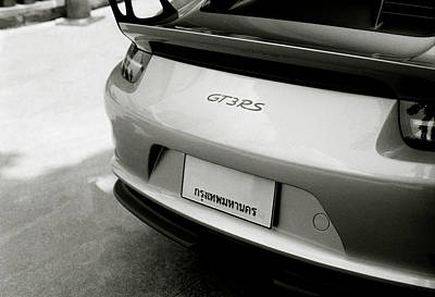 Photograph - Porsche Gt3rs  by Shaun Higson