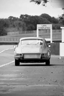Photograph - Porsche Ready by Robert Phelan